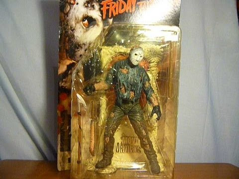 How To Cancel Uber >> Friday The 13th Jason Goes To Hell Jason Voorhees figure ...