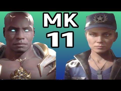 Mortal Kombat 11: Герас против Сони - Анализ Матча thumbnail