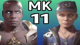 Mortal Kombat 11: Герас против Сони - Анализ Матча
