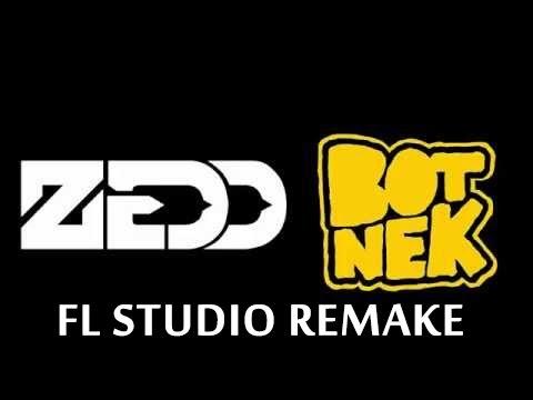 Zedd & Botnek - Bumble Bee w/ Calvin Harris - Summer (Acapella) (FL Studio Remake)