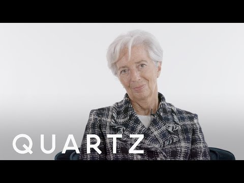 IMF Chief Christine Lagarde on taking risks in business