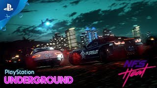 Need For Speed: Heat - Day and Night Gameplay | PlayStation Underground
