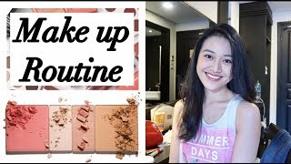 MY DAILY MAKE UP ROUTINE | Clarin Hayes