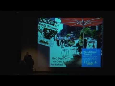 Lecture by Jan Gehl