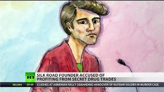 Monumental Silk Road trial begins in NY, media remains silent