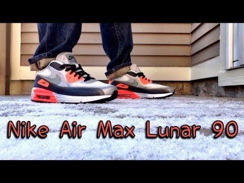 Nike Air Max Lunar 90 Review & On Feet