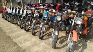 Xe máy honda 81 nguyên zin giá chỉ từ 4 đến 6 triệu tại gia tân đồng nai.