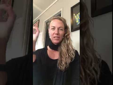 Good Morning in  New Zealand Sign Language