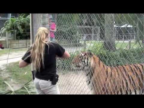 Genevieve Peterson - McCarthy's Wildlife Sanctuary