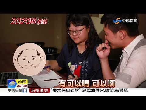 帶動青年文創商機 Q版國瑜小物熱銷│中視新聞 20190624