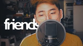 Marshmello u0026 Anne-Marie - Friends ( cover by suggi )