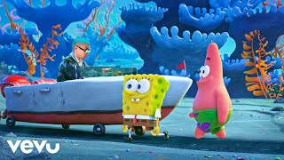 """Tainy, J Balvin - Agua (Music From """"Sponge On The Run"""" Movie/Official Video) PARODIA"""