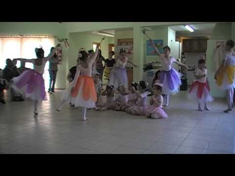 Bailarinas De Corazon Prof. Martina GODOY - Desfile CLUB De DÌA Nov. 2013