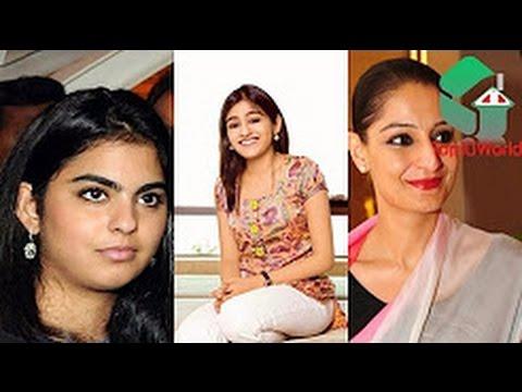 Top 10 Billionaire Indian Daughters | Indian Billionaire Daughters