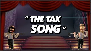 The Tax Song - Puppet Short