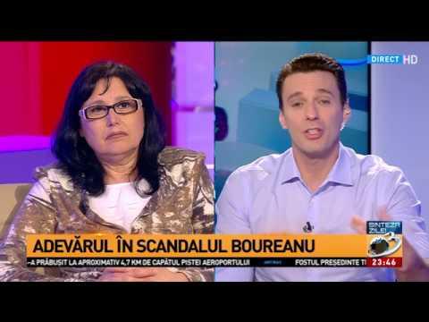 Mircea Badea: În mod sigur Boureanu și-a luat mai multe lovituri