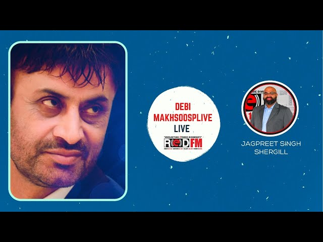 Punjabi singer and songwriter Debi Makhsoospuri joins RED FM in-studio interview.