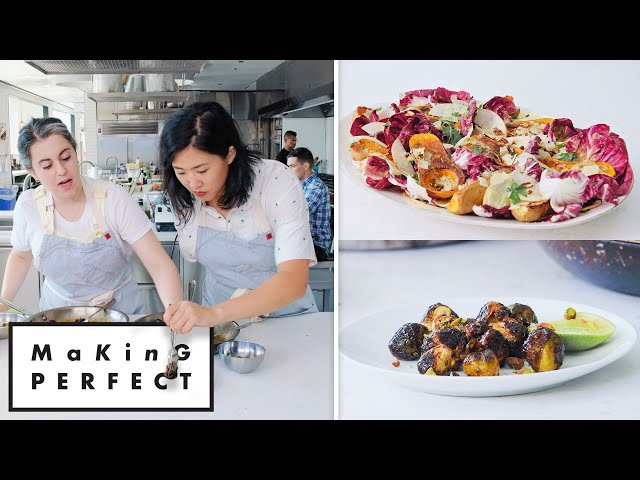 Claire & Christina Try to Make the Perfect Thanksgiving Sides | Making Perfect: Thanksgiving Ep 4