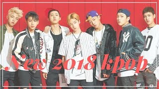 Kpop Playlist 2018 #1
