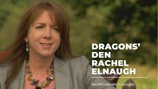 DRAGONS' DEN, RACHEL ELNAUGH