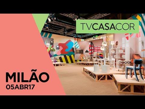 Milan Design Week: Kartell,  A Lof of Brasil e muito mais no TV CASACOR ao VIVO