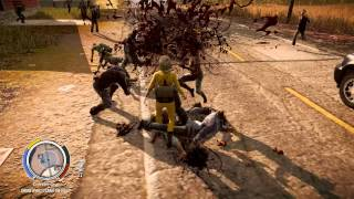 State of Decay Double Kill Less Stamina Mod