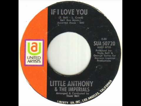 Little Anthony & The Imperials - If I Love You.wmv