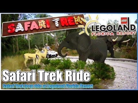 Safari TrekJeep Ride through Africa with Wild LEGO