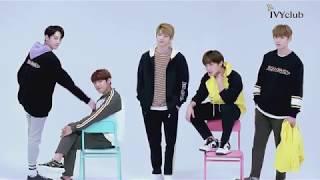 [아이비클럽] 18F 워너원 메이킹영상 (IVYclub_18F Wanna One Making Film)