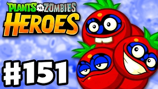 HIGH-VOLTAGE CURRANT! - Plants vs. Zombies: Heroes - Gameplay Walkthrough Part 151