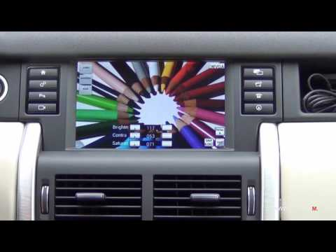 Land Rover Discovery Sport Dual View Multimedia Solution (Android Box)