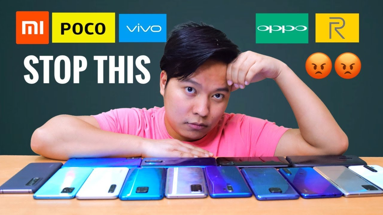 Serious Problem in Smartphones You Must Know 😡😡 ⚡⚡Xiaomi , POCO , Realme , OPPO , VIVO !!