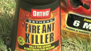 Scott's Product Of the Week: Fire Ant Killer