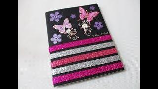 DIY : #184 Notebook - GIFT ❤
