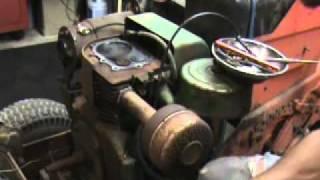 Briggs and Stratton sticky valve fix