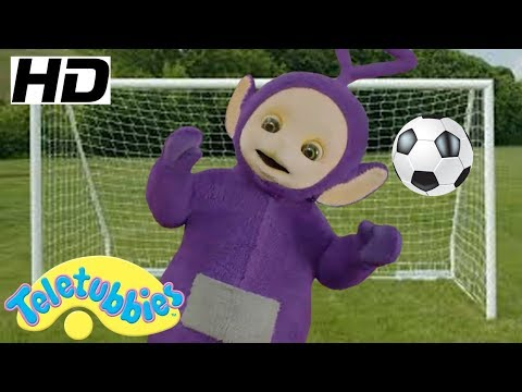 ★Teletubbies English Episodes★ Football & Sports Compilation ★ Full Episode - HD