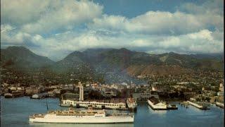 The White Ships : S.S Lurline & S.S. Matsonia