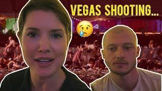 LAS VEGAS SHOOTING FOOTAGE THOUGHTS... | Amanda Cerny, Johannes Bartl,