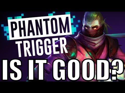 Phantom Trigger Review - Best Hack and Slash Switch Game? | 8-Bit Eric