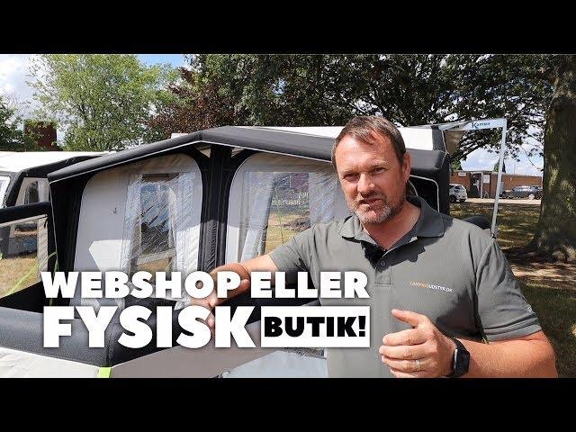 Webshop eller fysisk butik!