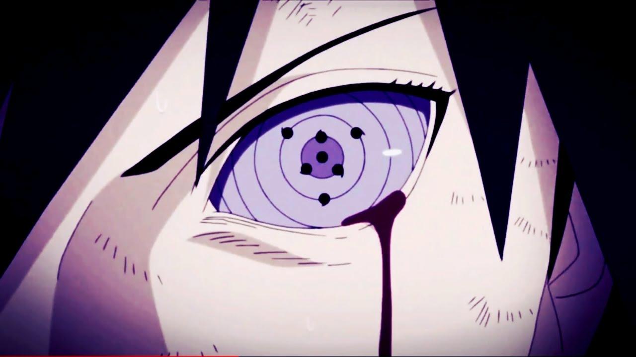 Amaterasu Rinegan Sasuke