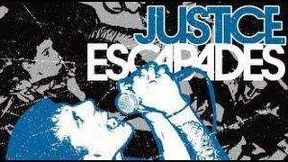 Justice - Escapades FULL ALBUM