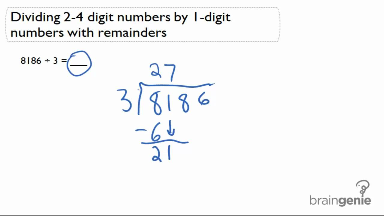 Worksheet Division By 2 Digit Numbers 4 dividing 2 digit numbers by 1 with remainder remainder