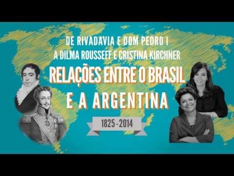 Brasil e Argentina se odeiam?!
