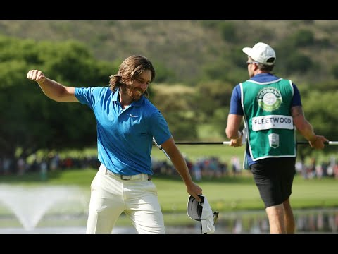 Tommy Fleetwood's Best Golf Shots