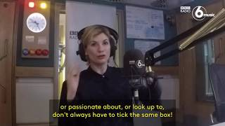 Doctor Who - Jodie Whittaker Talks About Being Cast As The 13th Doctor