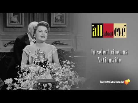 TCM Big Screen Classics: All About Eve Trailer Fathom Events