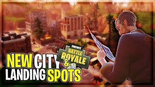 Haunted Hills SECRETS! (New Gfuel Sponsor) | New Fortnite Battle Royale MAP UPDATE!