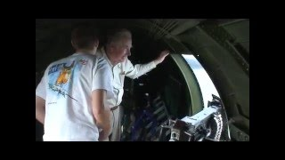 Inside the B-17 Flying Fortress Liberty Belle WW2 Bomber