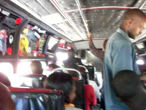 Nairobi,Hiphop Culture,Matatu and Route 58.